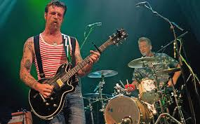 Eagles of Death Metal annullano parte del loro tour
