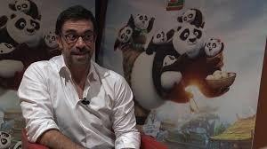 Carloni, il regista italiano di Kung Fu Panda