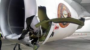 Iron Maiden incidente con il loro aereo