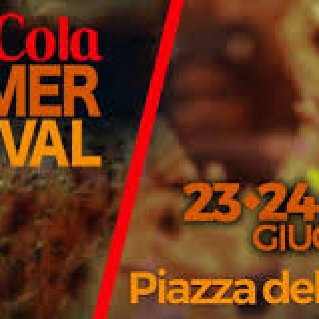 Coca Cola Summer Festival gran finale di domenica sera