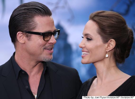 Pitt Jolie il primo match lo vince Angelina