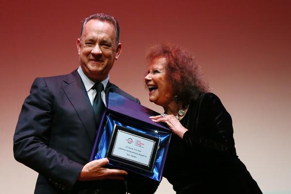Tom Hanks a Roma per la Festa del Cinema