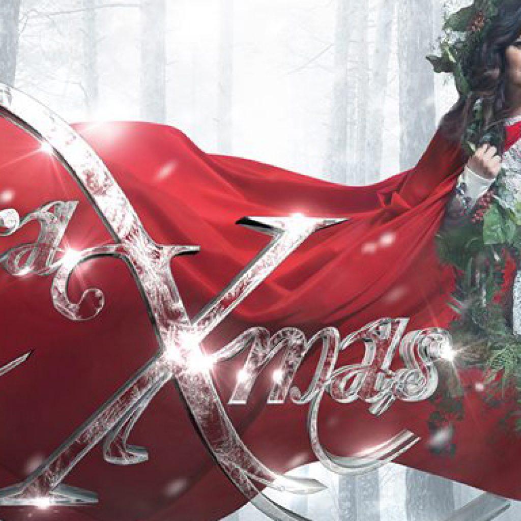 Laura Pausini arriva il suo disco di Natale