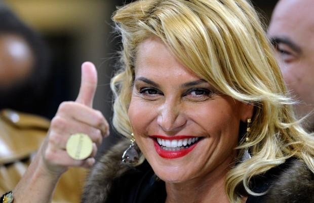 Simona Ventura torna sul piccolo schermo dal prossimo 14 novembre