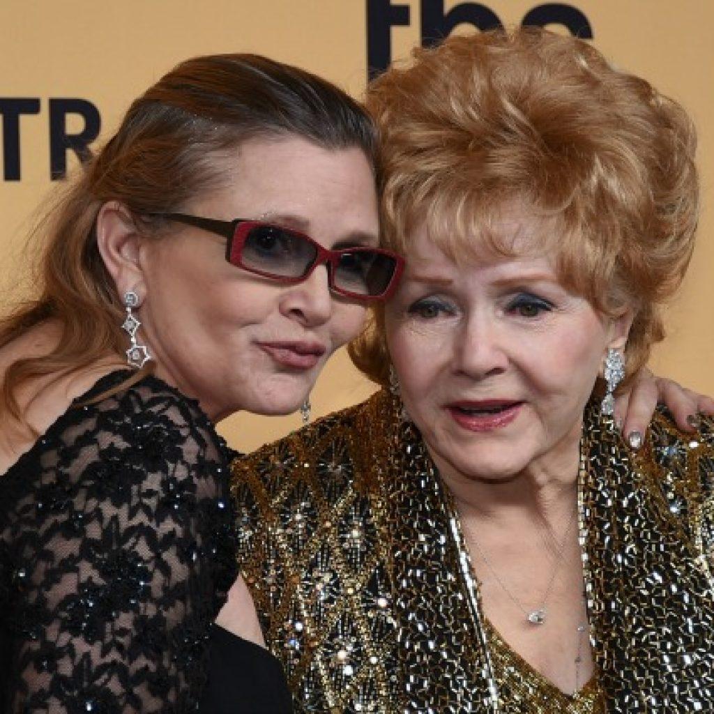 Debbie Reynolds non regge al dolore della morte della figlia