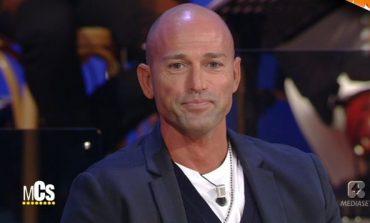 Stefano Bettarini ospite da Maurizio Costanzo