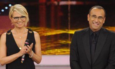 Sanremo sarà Maria De Filippi ad affiancare Carlo Conti