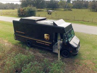 Consegne con droni testate da UPS con un nuovo metodo