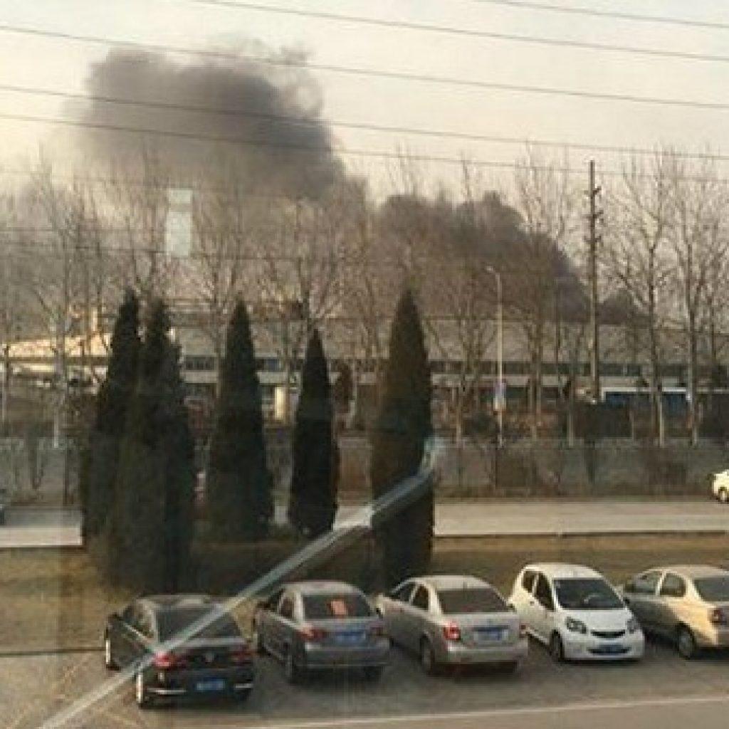 Incendio nella fabbrica delle batterie esplosive del Galaxy Note 7