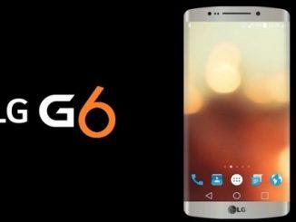 LG G6, le anticipazioni a pochi giorni dal lancio