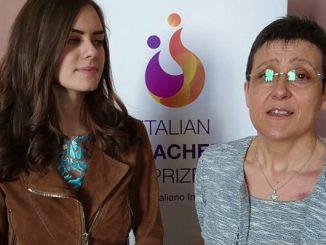 Annamaria Barenzi, la migliore professoressa d'Italia