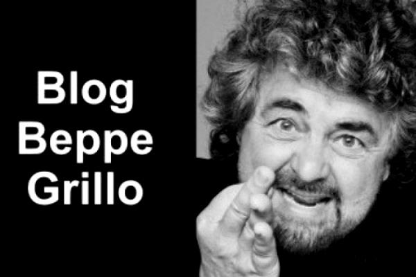 Beppe Grillo non è responsabile del Blog di Beppe Grillo
