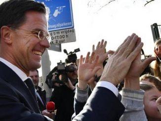 Olanda, elezioni 2017 vinte dai Liberali di Mark Rutte