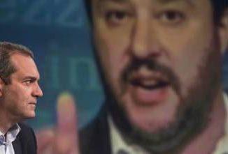 Salvini e De Magistris: la provocazione e l'ignoranza