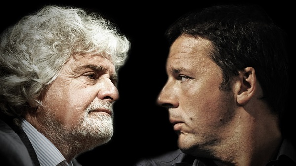 Sia fatta la volontà di Grillo: