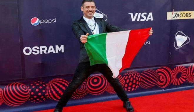 Eurovision Song Contest, delusione Gabbani
