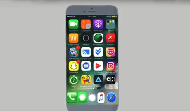 Apple insegna a scattare foto con iPhone 7