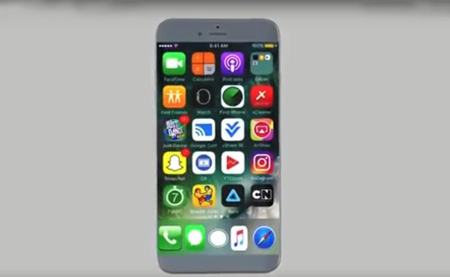iphone 8 produzione