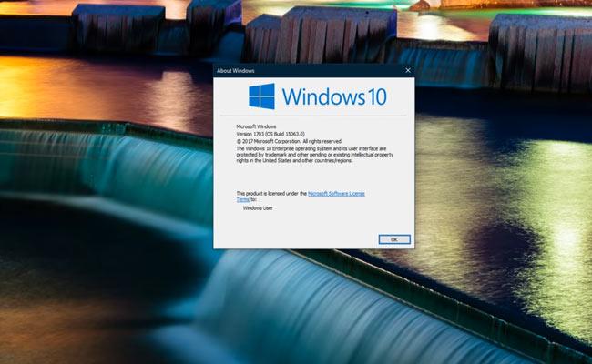 windows 10 fall creators update novita