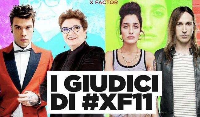 X Factor presentati i giudici della prossima edizione