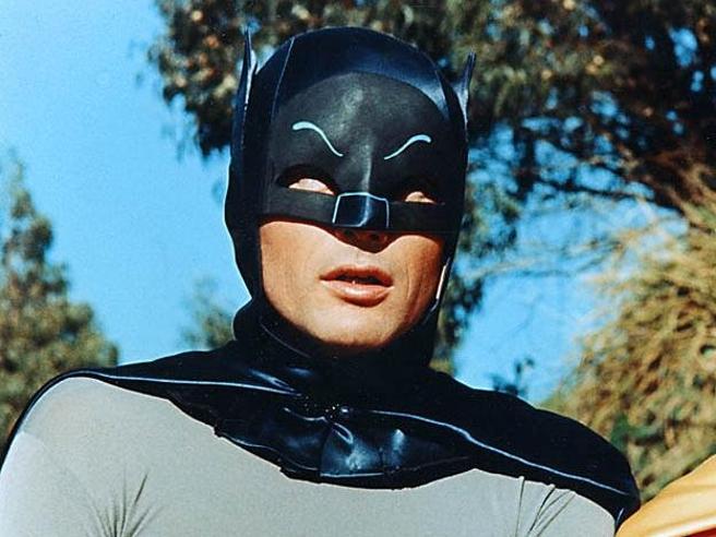 E' morto Batman, l'attore americano Adam West