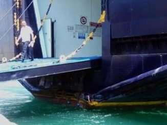 Ischia paura per i passeggeri del traghetto della Medmar