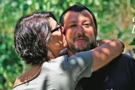 Isoardi Salvini anche lui si consola con un nuovo amore