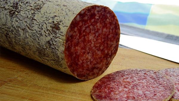 salame a rischio salmonella
