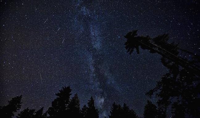 Picco delle Perseidi la notte fra il 12 e 13 agosto