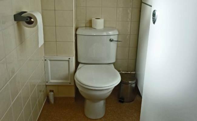 Mai coprire con la carta igienica il sedile di un wc pubblico