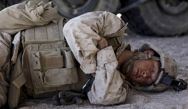 USA troppi militari obesi e stanchi lo conferma un rapporto