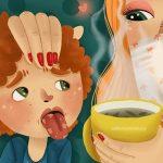 Mal di gola: come combatterlo
