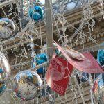 Napoli, rubato per l'ennesima volta l'albero della Galleria Umberto