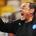 Napoli non digerisce il trasferimento di Sarri alla Juve