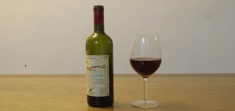 Perché le bottiglie di vino hanno il fondo concavo?