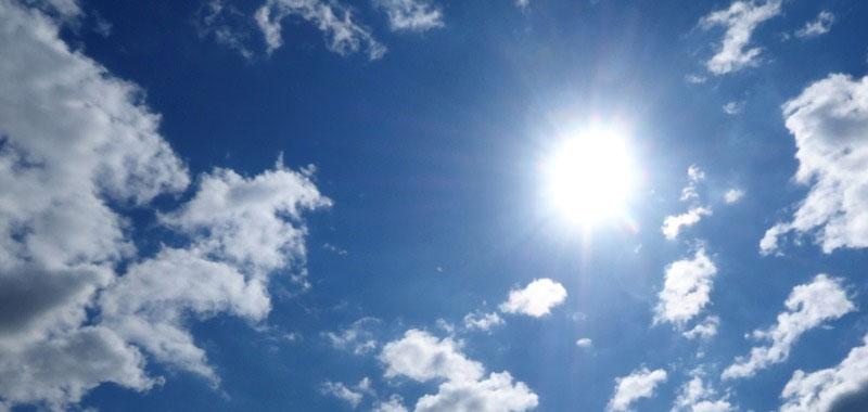 Caldo africano nuovamente sullo stivale nel week end