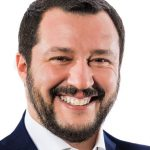 La Germania e quel Salvini a testa in giù