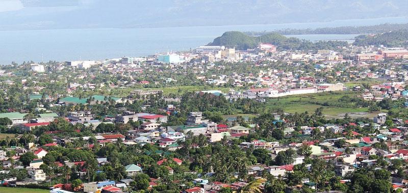 Filippine intensa scossa di terremoto scuote il paese