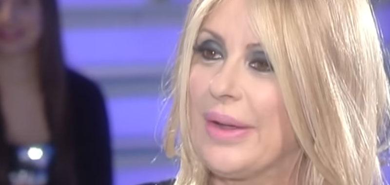 Tina Cipollari e le sue esagerazioni