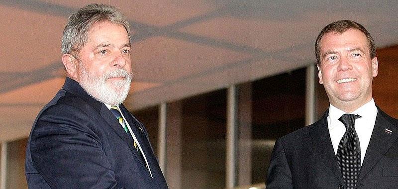 Brasile ex presidente Lula e stato scarcerato