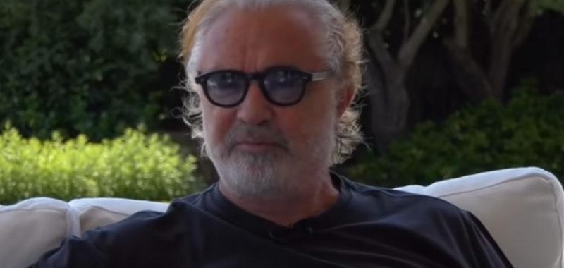 Flavio Briatore la nuova fiamma Benedetta mi interessa intelligenza