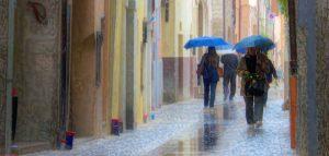 Liguria viadotto crollato a causa del maltempo