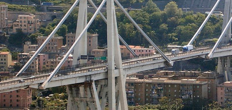 Genova il nuovo ponte sara aperto per maggio