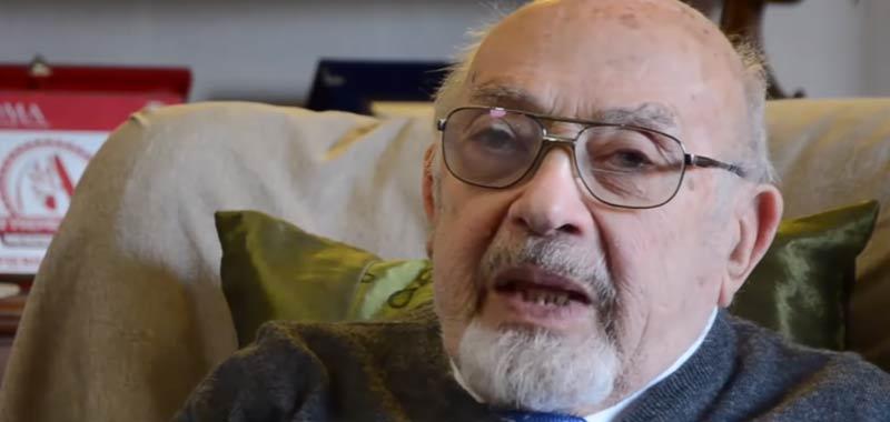 L'Italia piange la scomparsa di Piero Terracina
