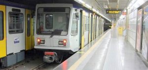 Napoli incidente metro ha provocato 16 feriti