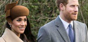 definitivo il principe Harry e Meghan rinunciano ai loro titoli