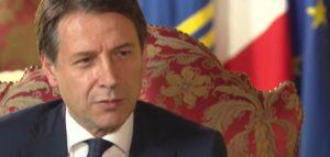 Giuseppe Conte scontro con Matteo Renzi