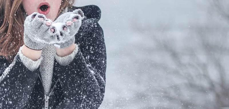 Meteo il freddo ed il gelo sferzano il paese