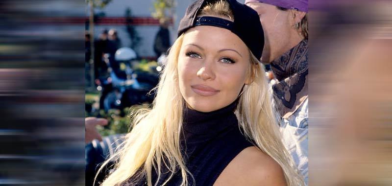 Pamela Anderson ha gia detto addio al quinto marito