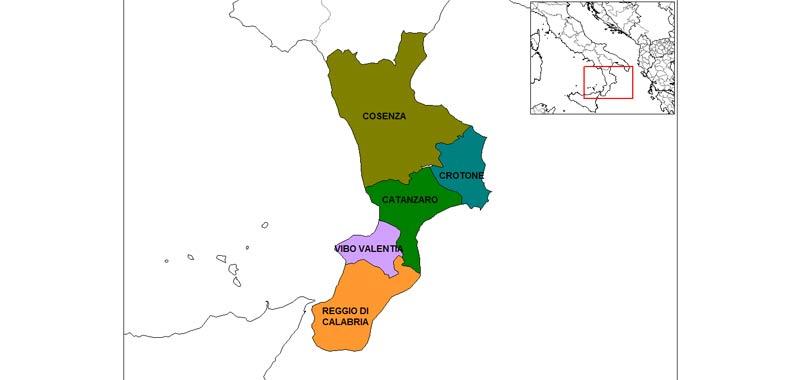 In Calabria avvertite dieci scosse di terremoto nella notte